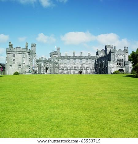 Kilkenny Castle, County Kilkenny, Ireland