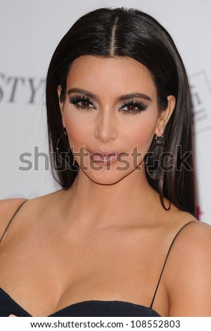 Kim Kardashian arriving for the Fifi fragrance Awards 2012 at the Brewery, London. 17/05/2012 Picture by: Steve Vas / Featureflash
