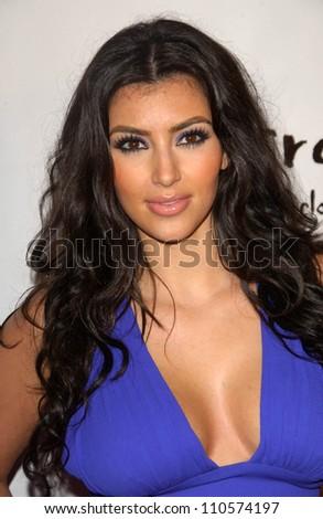 Kim Kardashian at the Debut of 2 B Free Spring 2008 Collection. Boulevard 3, Hollywood, CA. 10-14-07