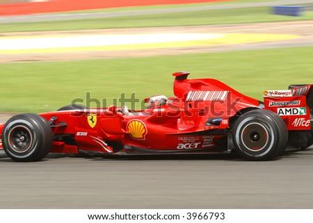 Kimi Raikkonen, Ferrari Formula One 2007 racing