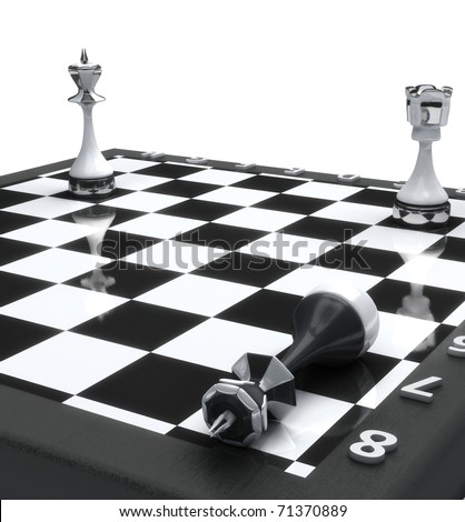 King chess mate