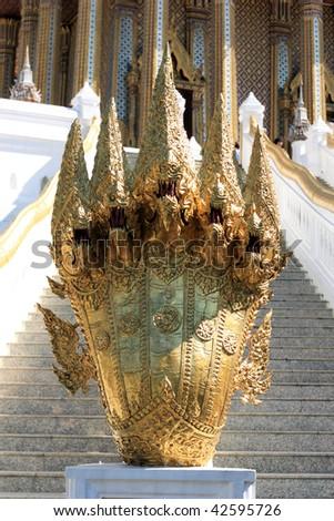 King of Nagas Five Head in Saraburi