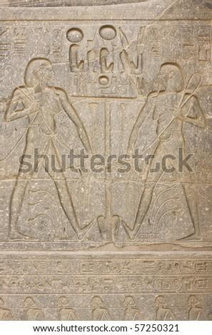 King Ramses' peace treaty with the Hittites