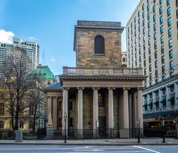 King's Chapel - Boston, Massachusetts, USA