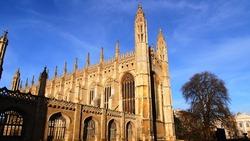 Kings college chapel,University of Cambridge