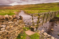 Kingsdale is a valley on the western edge of the Yorkshire Dales National Park in northern England. It is surrounded by Whernside and Leck Fell and runs through to Dent in Cumbria.