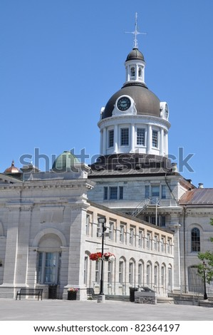 Kingston City Hall in Canada