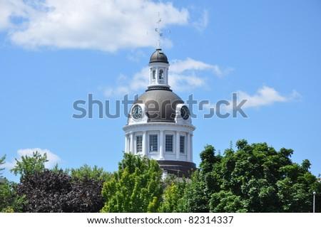 Kingston City Hall in Ontario, Canada