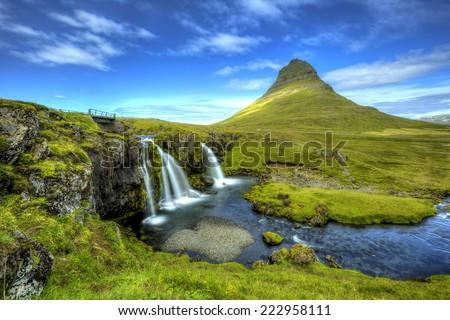 Kirkjufell mountain,Iceland