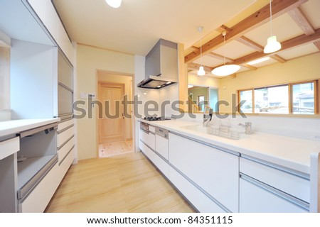 Kitchen-3 - stock photo