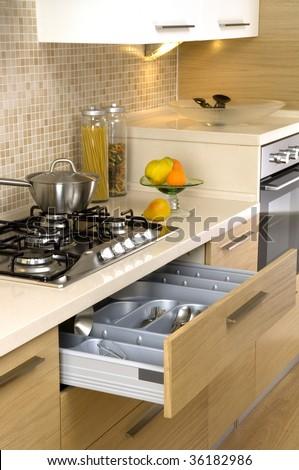 kitchen cupboards modern house