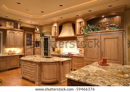 Beautiful Kitchen Islands