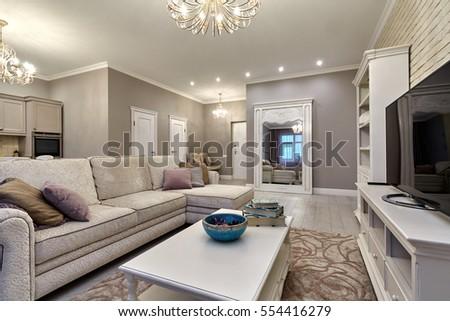 kitchen living room #554416279