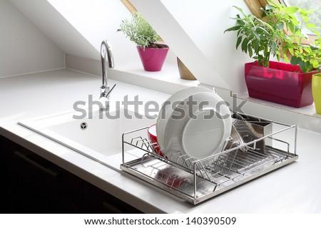 Kitchen Sink Still Life