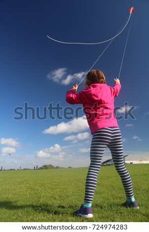 Kite Flying #724974283