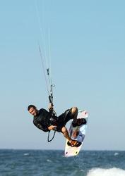 Kite surfing Cullera Spain