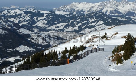 KitzbÃ?hler Alpen, Austria