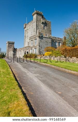 Knappogue Castle in Co. Clare - Ireland.