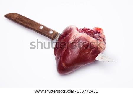 Knife in Heart Knife Through my Heart