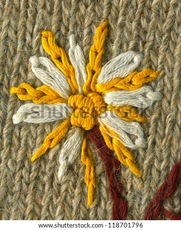 Knitting patterns. Handmade.