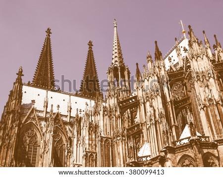 koelner dom  cologne cathedral  ...