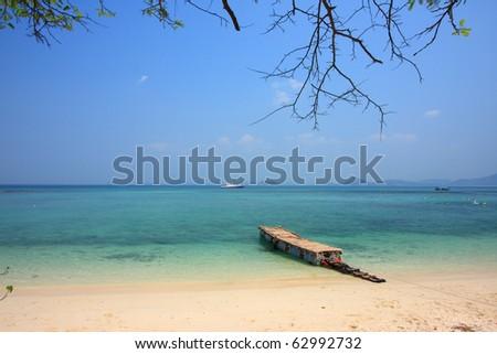 Koh Kham Koh Kham Beach Sattahip