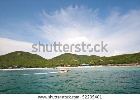 koh-lan paradise, pattaya thailand