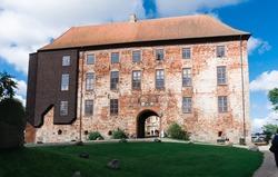 Koldinghus castle of Kolding in Denmark.