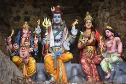 Konashveram Kovil, Trincomalee,Sri Lanka. Beautiful arts and Religious please