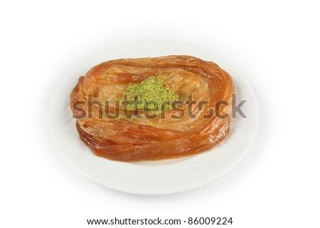 Konya culture image of the sweet dough