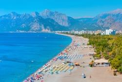 Konyaalti Beach, Antalya Turkey