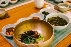 Korean decent lunch in Seoul