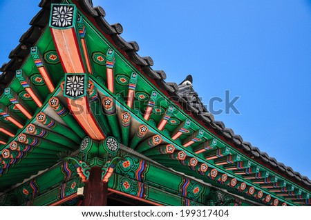 korean traditional architecture ...