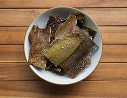 Korean traditional food, Deep-fried kelp
