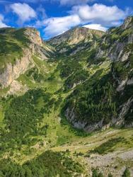 Kosovo / Mountains in Kosovo in Peja region. Accursed mountains.