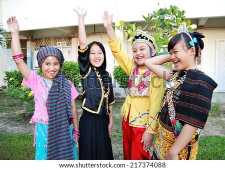 multiracial in malaysia
