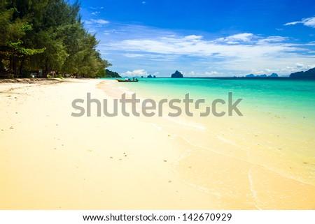 Kradan Island, an island in the Andaman Sea, Thailand