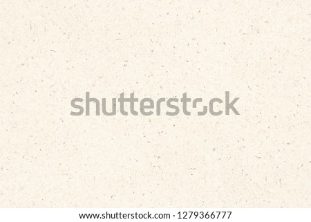 Kraft paper texture, a sheet of light beige craft paper as background