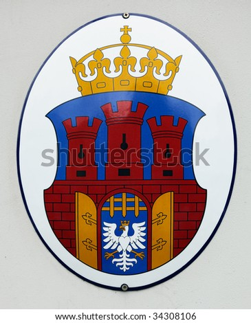 Krakow, Coat of arms