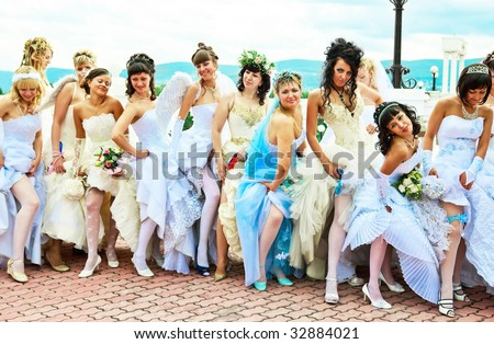 Russian Brides Event At 86
