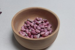 Kratok beans or kekara beans (Phaseolus lunatus) are a type of legume from the Fabaceae tribe. Kratok has long been grown as a food producer. As a vegetable, the seeds are also used as a snack.