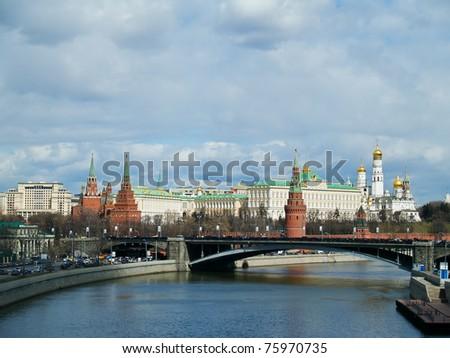 kremlin, Moscow, Russia