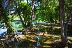 KRKA Nationalpark in croatia is breathtaking