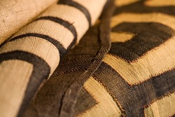 Kuba Cloth from Eastern Africa
