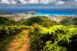 Kuliouou Ridge, Oahu Hawaii