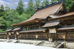 Kumano main shrine in Wakayama prefecture, Japan