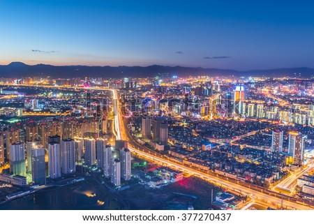 Kunming Yunnan City Scenery #377270437