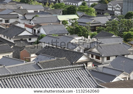 Kurashiki Bikan, Japan #1132562060