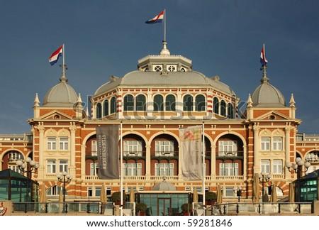 Kurhaus hotel in Scheveningen