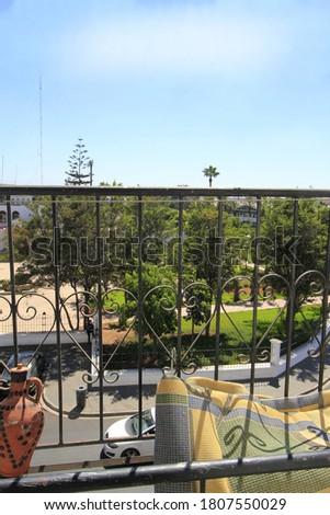 L'adresse Natur Casablanca Morocco Sir Maarouf Stock fotó ©